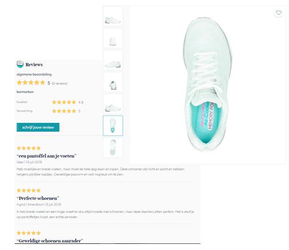 Concurrentie in de kledingbranche - Weten wat je klanten van je concurrent vinden