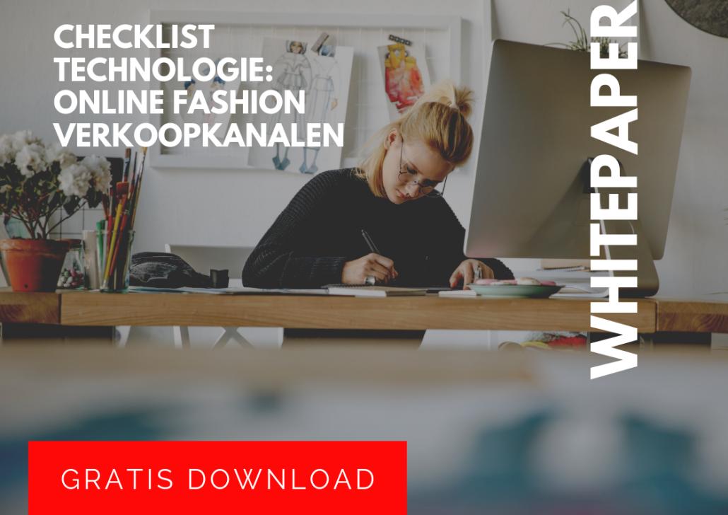 online fashion verkoopkanalen